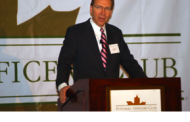 Sprint's CEO Dan Hesse takes center stage at Potomac Officers Club