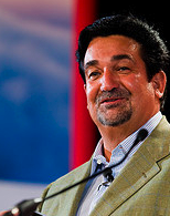 """Leonsis Gives """"Ted's Tips"""" on Surviving the Financial Crisis - top government contractors - best government contracting event"""