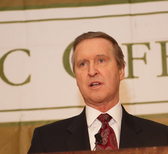 Former Defense Secretary William Cohen: Defense spending not changing anytime soon - top government contractors - best government contracting event