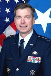 Lt Gen Charlie Croom