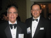 Hollis Helms of Abraxas and Rene Salas of Ernst & Young