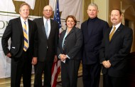 Norm Augustine Spoke at Potomac Officers Club Luncheon
