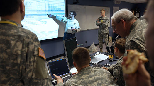 To Shore Up Cyber Defense, USAF CENTCOM Looks to L-3 Communications - top government contractors - best government contracting event