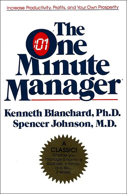 one-minute-manager
