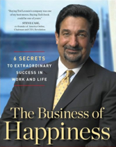 """Q&A with Ted Leonsis on """"The Business of Happiness"""" - top government contractors - best government contracting event"""