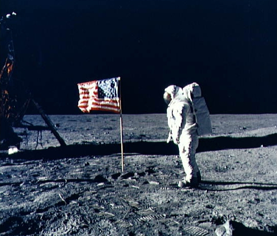 """Apollo 11's Neil Armstrong Breaks Silence: NASA on a """"Long Downhill Slide to Mediocrity"""" - top government contractors - best government contracting event"""