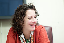 Beth Noveck, Deputy Federal CTO for Open Government