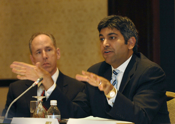 Chopra, Schmidt Need Your Cybersecurity Ideas - top government contractors - best government contracting event