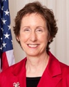 """GSA Adminstrator Martha Johnson speaks to Potomac Officers Club; Outlines GSA """"Zero Environmental Footprint"""" next steps - top government contractors - best government contracting event"""
