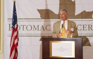 Former Redskin John Riggins Speaks at Potomac Officers Club Event