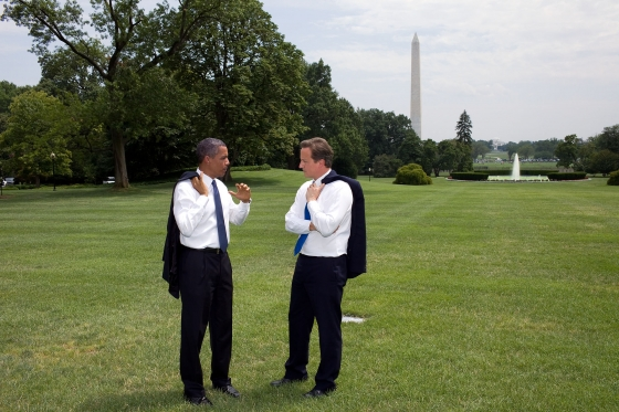 Cameron and Obama Discuss Pentagon Hacker's Extradition - top government contractors - best government contracting event