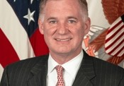 William J. Lynn, NATO Discuss Cyber Defense