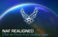 24th Air Force becomes Air Forces Cyber