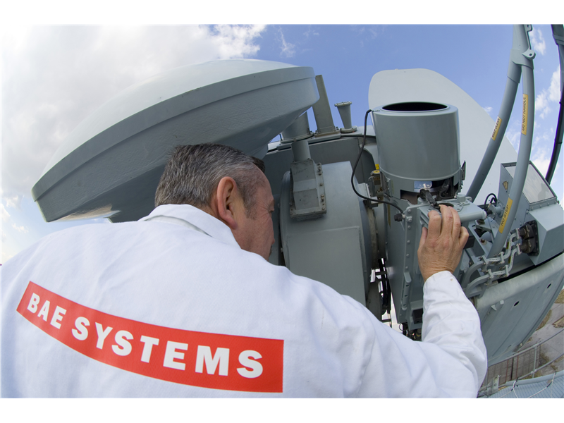 BAE Systems to Acquire Fairchild Imaging - top government contractors - best government contracting event