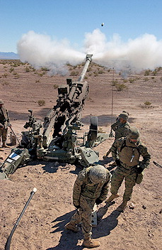 BAE Systems' Tale of 1001 Howitzers - top government contractors - best government contracting event