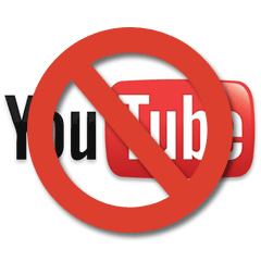 CyberCom Blocks Access to Streaming Video; YouTube No Go for DoD Workers - top government contractors - best government contracting event