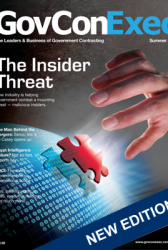 GovConExec Magazine Looks into the Insider Threat - top government contractors - best government contracting event