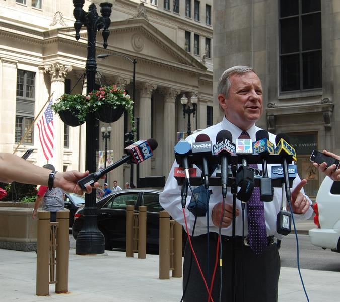 Sen. Durbin Introduces Federal Bill to Collect Online Sales Tax - top government contractors - best government contracting event