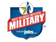 Concurrent Technologies Corporation Named Most Valuable Employer for Military Members - top government contractors - best government contracting event