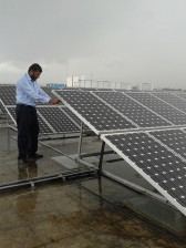 IBM Intros First Solar-Power Array for Data Centers at India Office - top government contractors - best government contracting event