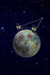New Year Means New Moon Data for NASA, Lockheed - top government contractors - best government contracting event