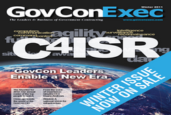 GovCon Exec Magazine Highlights 15 GovCon Execs to Watch in 2012 - top government contractors - best government contracting event
