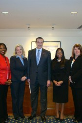 DC Mayor Gray Launches Small Biz Contracting Initiative - top government contractors - best government contracting event