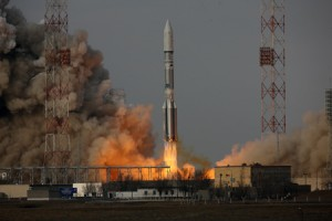 Photo courtesy International Launch Services
