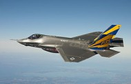 Lockheed Presents F-35 Mobile Cockpit for Northrop; Michelle Scarpella Comments