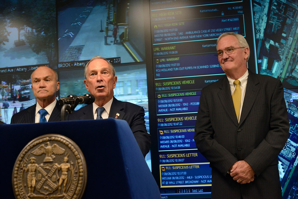 ExecutiveBiz - Microsoft, NYPD Develop Public Safety Analysis Tech; Bloomberg, Kelly Comment