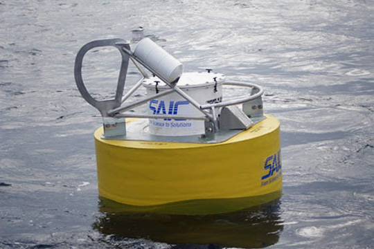 SAIC to Provide Buoy Systems to Japan For Tsunami Detection; Thomas Watson Comments - top government contractors - best government contracting event