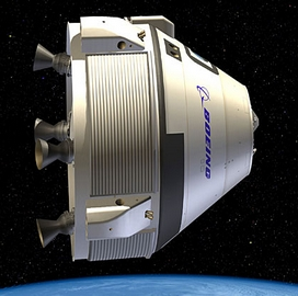 Boeing Demos Spacecraft for Water Recovery; Alex Diaz Comments