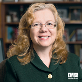 Executive Spotlight: Carolyn Brownawell, MITRE HR Director, on Hiring and Retaining the Right Employees - top government contractors - best government contracting event