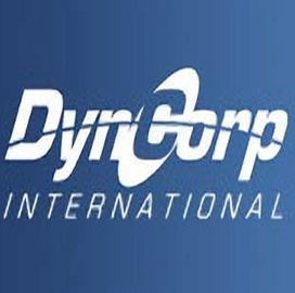DynCorp to Help Manage Army Depot Supply Parts; Jim Myles Comments