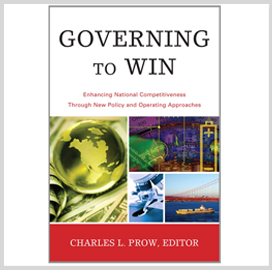 Governing to win book cover