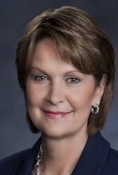 Marillyn Hewson: Lockheed Eyes Partnerships, Innovation to Advance Emerging Tech - top government contractors - best government contracting event