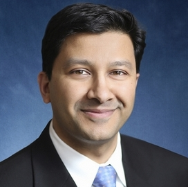 Harris To Start DoD-VA EHR Sharing System Rollout; Vishal Agrawal Comments