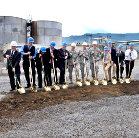 BAE Systems to Complete Construction of New Holston Facility; Jerry Hammonds Comments