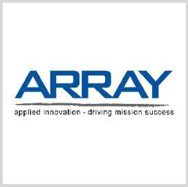 Array to Maintain AF Logistics Databases; Mark Douglas Comments