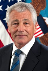 Defense Sec. Hagel Tours Lockheed's Littoral Warship on its Maiden Deployment - top government contractors - best government contracting event
