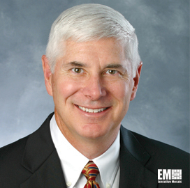David Melcher: Aerostructure Business Key to Exelis' Peformance - top government contractors - best government contracting event