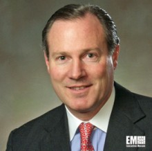 Ed Casey - Serco, ExecutiveMosaic