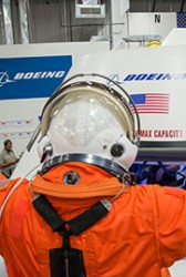 NASA Shows Off Boeing Spacecraft's Interior; John Mulholland Comments - top government contractors - best government contracting event