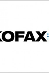 Kofax Rolls Out Business Process Mgmt Platform; Reynolds Bish Comments - top government contractors - best government contracting event
