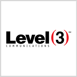 Level 3, 03b Ink Satellite Network Partnership; Chris Schram, Mark Taylor Comment - top government contractors - best government contracting event
