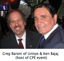Ken Bajaj's Poolside Fundraiser for CPE a Splash - top government contractors - best government contracting event