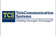 TCS Wins Baltimore IT Networks Contract; Mike Bristol Comments