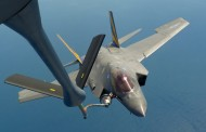 Lockheed F-35 Air Force Variant Undergoes Aerial Refueling Test