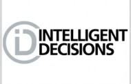 Intelligent Decisions Eyes Federal Data Trends for Growth; Rhett Butler Comments