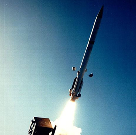 PAC-3 Erint Missile